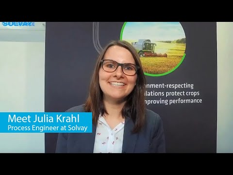 My Way, My Solvay: being part of a unique, innovative, work environment
