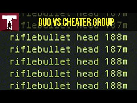DUO VS CHEATER GROUP (Rust) thumbnail