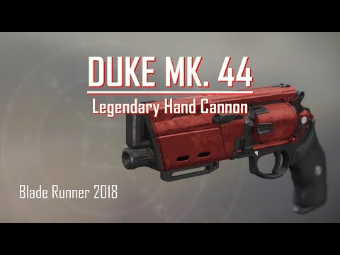 TWO TAP MONSTER - Duke MK 44 with Kill Clip - PVP Gameplay Review
