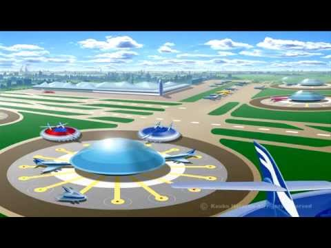 VISIONS OF THE FUTURE AIR TRAVEL part 6:6   (HD1080p)