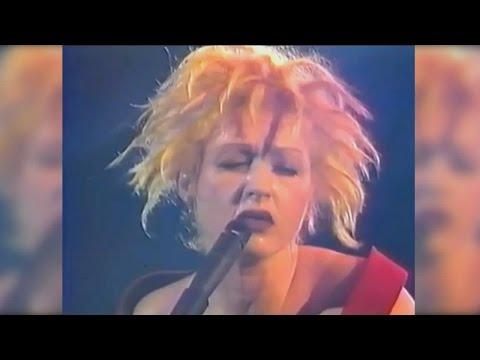 Cyndi Lauper - 1994 (Live Taratata) no interviews