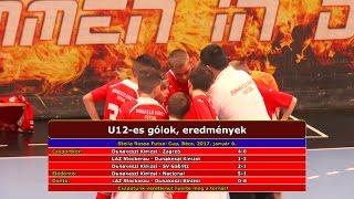 U12: Stella Rossal Futsal Cup (20170106, összefoglaló)