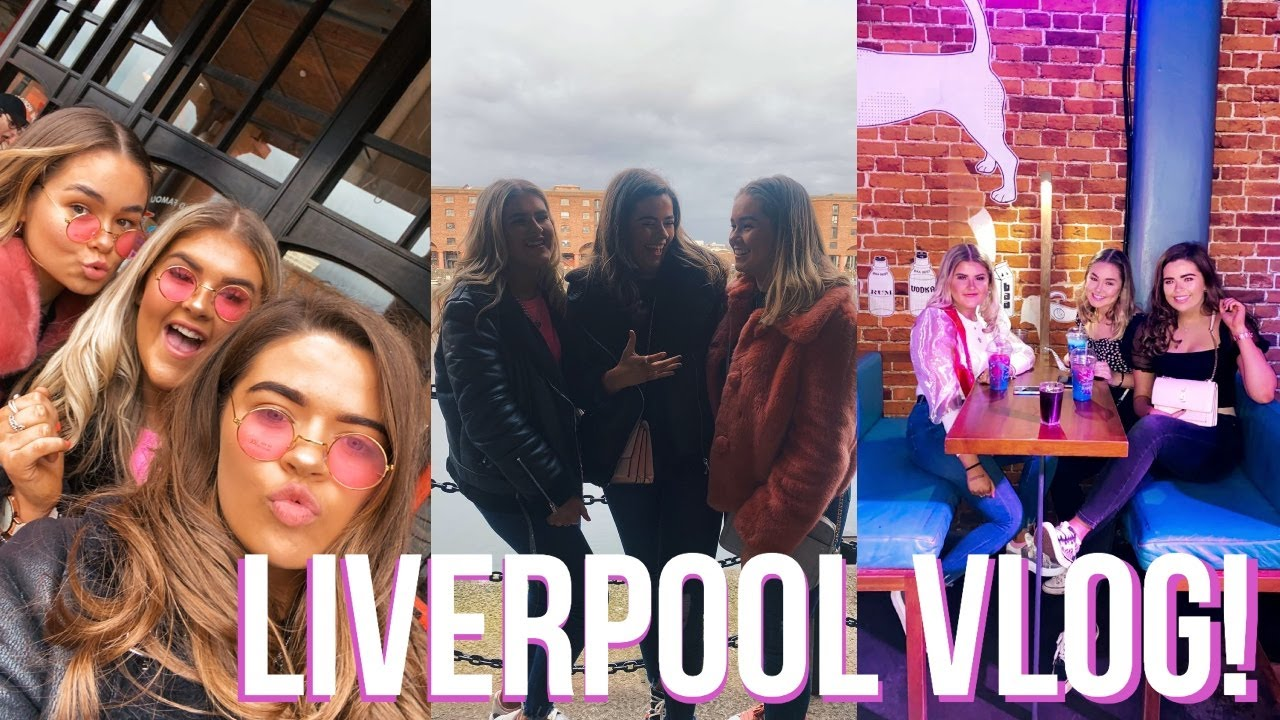 LIVERPOOL VLOG 2020! NIGHT OUT!