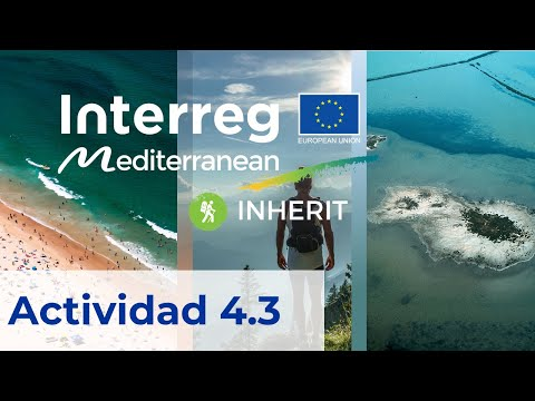 INHERIT — Activity 4.3 Integrated Coastal Zone Management and Marine Spatial Planning practices