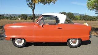 Amazingly Original 1956 Nash Metropolitan for Sale