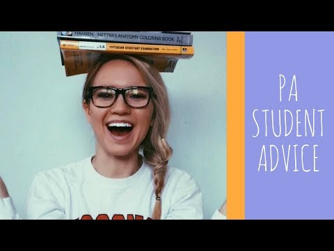 Physician Assistant Student Discusses Her Second Year of PA School