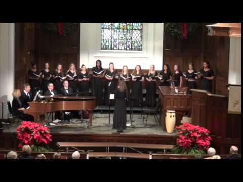Westminster Choral Christmas Concert 2014