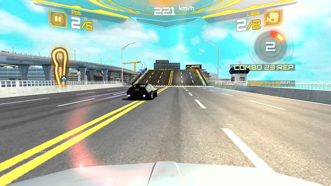 Asphalt Nitro for PC Windows 7 8 8.1 and Windows 10 Free Download