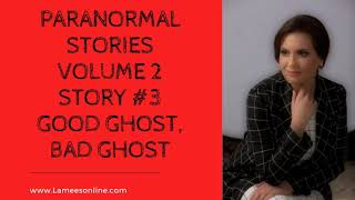 #3 Good Ghost, Bad Ghost By Lamees Alhassar
