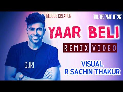Yaar Beli - DJ remix by DJ HANS (Video Visual by R SACHIN THAKUR) Redbug Mashup Creation