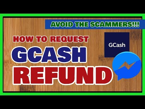 GCash Send Money Issue: How to Ask GCash Refund after