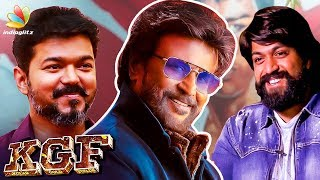 How I Learnt Tamil ? : KGF Yash Interview | Superstar Rajinikanth, Vijay