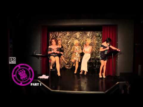 Lola Lasagnes Drag Roast Part 1 @ The Royal Vauxhall Tavern  25 09 14
