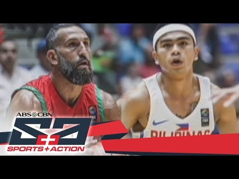 The Score: Gilas faces Lebanon in FIBA Asia Cup Classification Phase