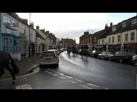 york and ainsty south boxing day meet