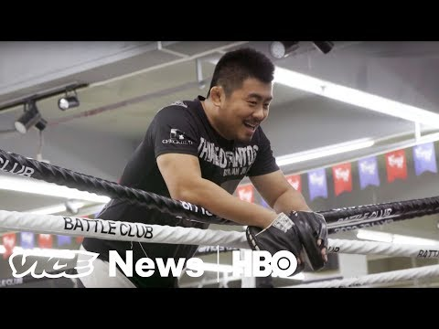 "The MMA Fighter On A Mission To Expose ""Fake Martial Artists"" in China (HBO)"