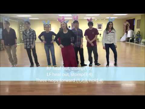 Bunny Hop Dance How To