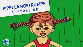 Pippi Langstrumpf APP: Villa Kunterbunt in HD für iOS und Android