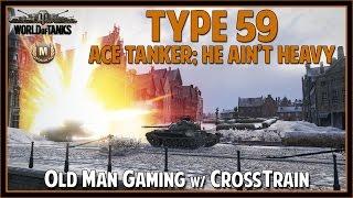 World of Tanks; Type 59, Ace Tanker, Mini-Carry