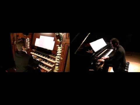 "SCOTT BROTHERS DUO (Piano & Organ) - JOHANN STRAUSS II ""EMPEROR WALTZ"""