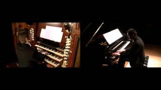 SCOTT BROTHERS DUO (Piano & Organ) - JOHANN STRAUSS II