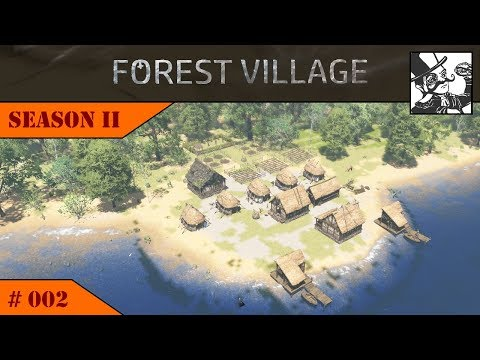 Life is Feudal: Forest Village Season II:  #002 Fight for Survival!