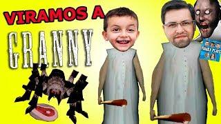VIRAMOS A GRANNY (OUTWITT MOD) Family Plays