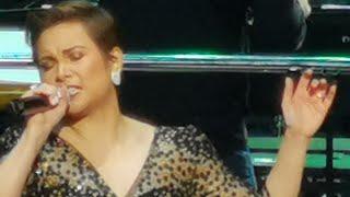 Lea Salonga crystal clear version Somewhere Over The Rainbow Perfect 10 concert Resorts World Manila
