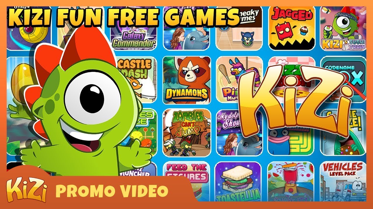 [Kizi Games] Fun Free Games! - YouTube Funny Games Online Free Play