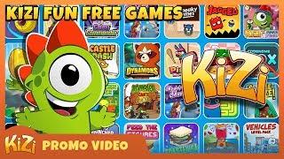 Kizi - Fun Free Games!