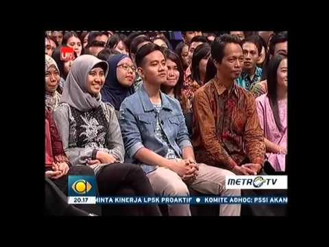 Anak-anak Joko Widodo The Indonesian Presiden