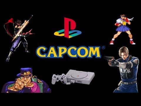 10 Best Capcom Games On PlayStation 1