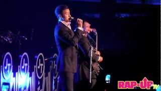 Justin Timberlake Performs 'Cry Me a River' at Hollywood Palladium