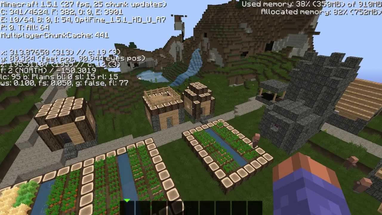 Top 3 minecraft npc village seeds youtube