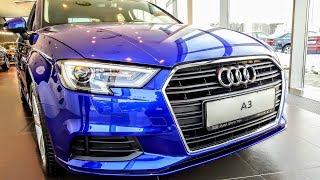 Тест-Драйв Audi A3 Sedan 1.4 Tfsi 150 Л. С. S Tronic. День Открытых Дверей В Автосалонах Audi.