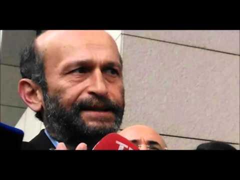 Erdem Gül BRT'ye açıklamalarda bulundu.