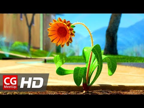 "CGI Animated Short Film ""Weeds Short Film"" by Kevin Hudson"