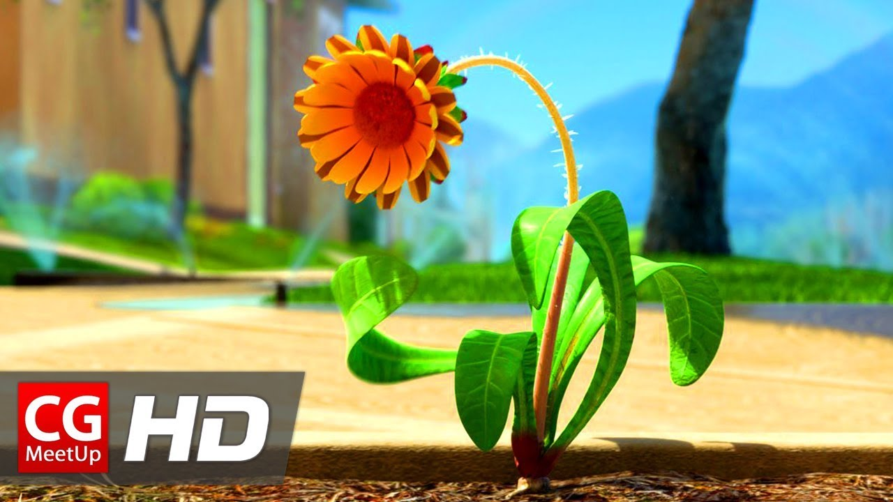 "CGI Animated Short Film ""Weeds Short Film"" by Kevin Hudson - CGI Animated Short Film ""Weeds Short Film"" by Kevin Hudson"