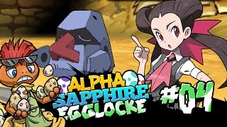 "Pokémon Alpha Sapphire Egglocke - Episode 04 - ""Savage Damage"""