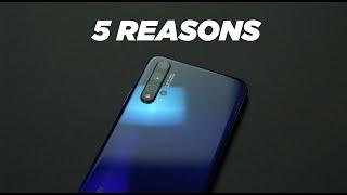 5 Reasons NOT to BUY the Huawei Nova 5T - Nova 5T Review