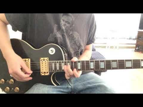 Slash's Snakepit – The Truth (Guitar) Cover