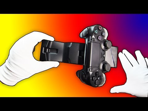 WIRELESS CHARGING on PS4 Controllers | SatisfyTherapy Unbox