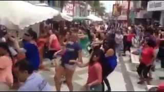بشره خير في شيلي واحلي رقص CHILEAN ARABIC DANCE