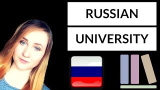 Universities in Russia – Slow Russian Lesson – English subs