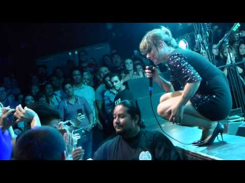 The Sounds - Painted By Numbers LIVE HD (2014) Orange County The Observatory