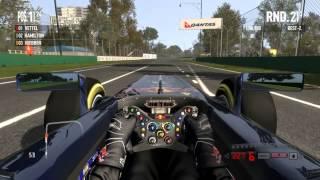 F1 2012 Saison Mod - Gameplay Deutsch PC
