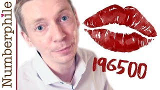 Kissing Numbers - Numberphile