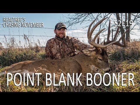 """Point Blank Booner, 186"""" Buck of a Lifetime   Chasing November S2E19"""