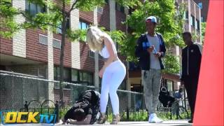 MIND BLOWING YOGA PANTS PRANK!    LOL | EPIC