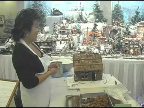 Hawaii: IRL - Sheraton Princess Kaiulani Gingerbread Village